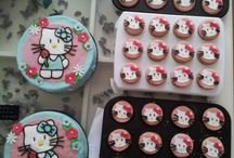 taarten/ cupcakes bakken