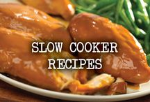 Slow Cooker Recipes / Warm dinner ideas for chilly nights.  / by French's