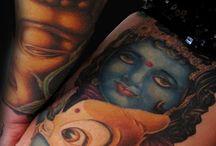 Buntblick Artist - Björn / Tattoos by Björn Fugazi, Buntblick Tattoo Potsdam (Germany)