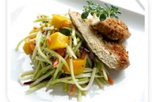 Healthy Meals / recipe ideas for a healthier you! / by gardein