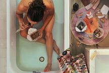 Artist at Work / by Robin Panzer Art