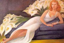 Artists I Love-Diego Rivera / by Cristina Vazquez-Villegas
