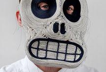 toffe maskers handvaardigheid