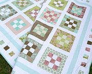 B is for Baby Quilts / Patterns and images for baby quilts and quilted wall hangings. / by Pat Bonner
