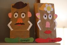 Kid Party Ideas / by Michelle Eberly