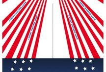 americana / Crafts related to Independence Day / by Victoria Homan
