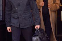 Jason Statham and Rosie