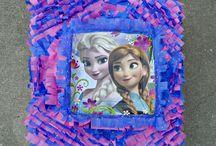 Frozen/Princess Party