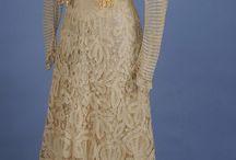 Edwardian Boob Tassel Dresses