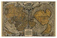 History of Cartography / History of Cartography postcards