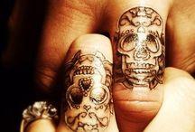 Tattoo dedo