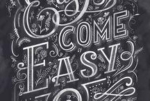 design and typo