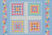 Quilts / Inspiration for easy quilting