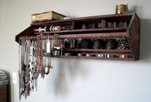 MAKE - Jewelry Display Ideas