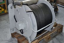 Ellsen cable winch with low price for sale