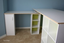 Office/Crafting Space