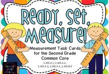 Second grade measurement