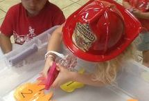 firefighter number game