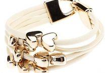 Bracelets / At http://www.hipbazar.com/produto/3576
