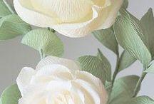 bunga Dr kertas jagung