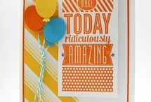 Stampin' Up! - Amazing Birthday / Jaarcatalogus /Annual catalogue 2014-2015