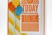 Stampin' Up! - Amazing Birthday / Jaarcatalogus /Annual catalogue 2014-2015