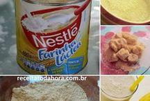 Culinária - Farinhas