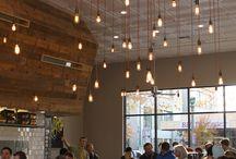 high ceiling lighting