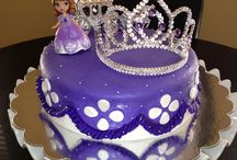 And this time she wants a ..... sofia cake!