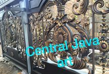 Wrought iron and cast iron / CENTRAL JAVA ART. specialists working on classic wrought iron. also accept orders wrought iron ornaments cast alluminium. at competitive prices accept special orders both in the city and outside the city also received an order Export. with a variety of different kinds of ornamental motifs. also special order. with experts who are creative and innovative tlpn. +6287878252728 PIN bb. 54ECB664 WhatsApp. +6285945443684 email: centraljavaart.cj@gmail.com jakarta. Indonesia