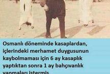 Osmanlı...