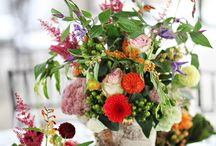 Wedding Cakes and Flowers / by Licinia McMorrow