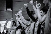 PERFOMANCE ARTE 4 - JORNADA DE MODA SOSTENIBLE / Teatralización y pasarela de la moda sostenible por parte de los alumnos de Arte 4 Fotografía - Fernando Ortega - Vagamundos -