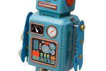 Robots / Cute Robots