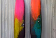 "Thomas ""doc"" BEXON SURFBOARDS / Selection of Thomas BEXON surfbaords / by UWL WORKSHOP"