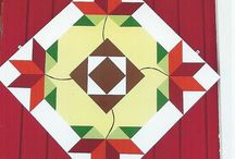 barn quilts / by Donna Duncan