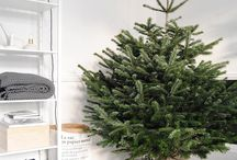 ♥ Scandinavian Christmas / Pictures of scandinavian interiors