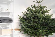 ♥ Scandinavian Christmas / Pictures of scandinavian interiors