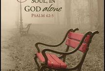 God's Stuff....<3 / by Deborah Johnson