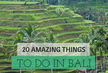 Envies de voyages / Les endroits qui m'inspirent... culturels ou naturels pour en faire des projets de voyage.