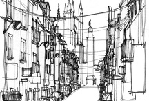 Urban Sketches