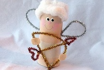 Crafts : Christmas / by Tanya Hope