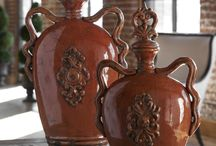 Vases ~ Urns~ Bottles ~ Boxes