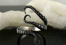 кольца разнобой