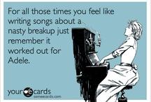 Breakup giggles