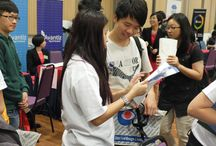 UTAR Career Fair 2015 / Career Fairs are designed to connect students to employers in specific areas. Even if you are not ready to apply now, you can start preparing by networking with recruiters and learning about upcoming opportunities and requirements.