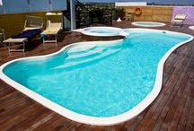 Swimming Pool ideas / by Gary Fuller
