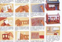 Miniatures - Tutorials & Instructions etc