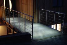 LED Illuminated Handrails / LED Illuminated Handrails for a range of handrail designs and for exterior or interior use