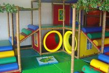 Ideas for the perfect playroom